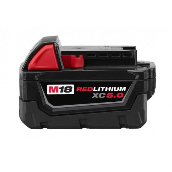 Bateria M18 5,0Ah - MILWAUKEE 48-11-1850