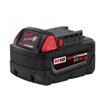 Bateria M18 5,0Ah - MILWAUKEE 48-11-1850