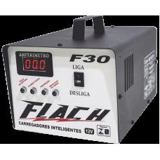 Carregador Inteligente de Bateria - FLACH F30