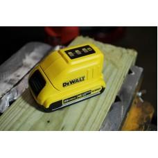 Adaptador para USB para Bateria DCB090 Dewalt