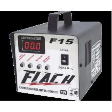 Carregador Inteligente de Bateria - FLACH F15