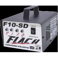 Carregador Inteligente de Bateria - FLACH  F10-SD