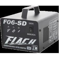 Carregador Inteligente de Bateria - FLACH F06-SD