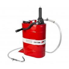Bomba manual para óleo de câmbio, 16L LUB-700 - LUMAGI