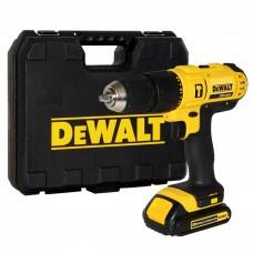 Furadeira e Parafusadeira Impacto 20V 1/2Pol. com 2 Baterias com Carregador - DEWALT DCD776CH